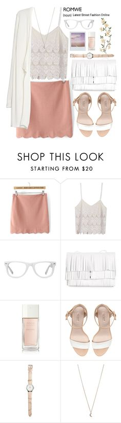 """""""Pretty colors"""" by mihreta-m ❤ liked on Polyvore featuring Muse, Proenza Schouler, Chanel, Zara, Minor Obsessions, MANGO and pastels"""