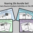 $3.20 This bundled set includes 8-pages of handouts providing an assortment of quotes and images for students to analyze with guiding questions for a bet...