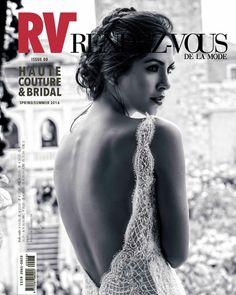 Cover Rendez-vous de la Mode magazine, issue 8.