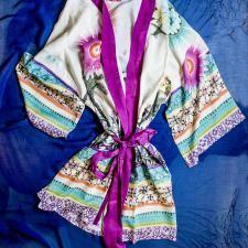   Torino ShoppinGlam   Negozi Shopping Moda Offerte #Desigual #kimono #woman #lingerie