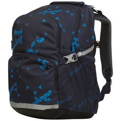 2GO 24L MidnightBlue Triangle