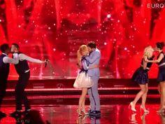 Lituania ofrece besos por la diversidad en su actuación en Eurovisión