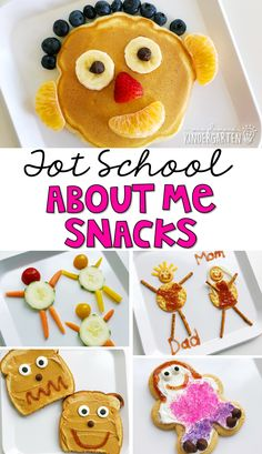 Tot School: About Me - Mrs. Plemons' Kindergarten