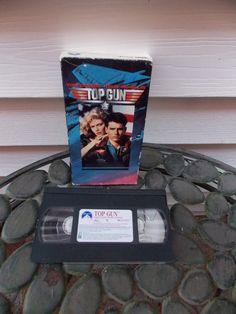 Vintage 1980's Top Gun Movie Featuring Tom by PfantasticPfindsToo, $5.99