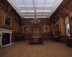The Brown Room, Tredegar House, Newport, 17th century | Peoples Collection Wales