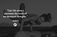 Meditate on positive thoughts. A healthy mind is the seed you sow. Surrender your negative thoughts and dominate your mind with positives to create the life you want.