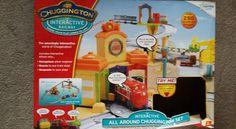 Chuggington Interactive Train set and trains