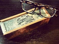 Superdry Dean glasses - as snapped by Ed Wijaya on Instagram.