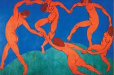 Henri Matisse, La danza, 1910, Museum of Modern Art, New York.