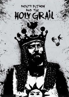 Monty Python and the Holy Grail - by Daniel Norris - @DanKNorris on Twitter. (via Flickr)