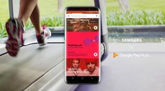 Samsung and Google made a move to increase their visibility in the music-streaming space with the announcement that Google Play Music will be the default music playing and streaming service on all new Samsung mobile devices. The partnership begins with yesterday's release of Samsung's Galaxy S8 and S