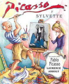 La tímida Sylvette tenía muchos secretos. Durante años soñó en convertirse en una artista. Un día de verano, Picasso, el más famoso pintor y escultor del mundo, fue al pueblo donde vivía Sylvette. Para su asombro, la escogió para que fuera su modelo. Pronto las pinturas de la tímida muchacha con cola de caballo fueron conocidas en todo el mundo.