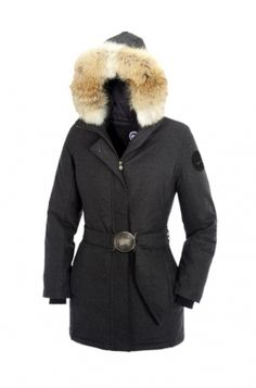 Canada Goose Outlet Women Livigno Parka Black With Top Quality - $389