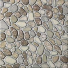 Dlažba Nawara bronzová 33.3v33.3 cm