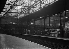 Farringdon & High Holborn station, 1934.|