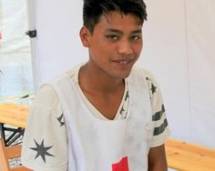 Bikram lost his home in #NepalQuake. He now works for the #RedCross. Read his & other stories: http://bit.ly/IFRCNepal