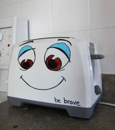 drawing this on my toaster? why yes I will.