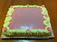dl sitruunamehua 4 dl vispikermaa vaahdotettuna P Food And Drink, Cake, Desserts, Tailgate Desserts, Deserts, Food Cakes, Cakes, Postres, Dessert