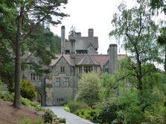 craigside house england -
