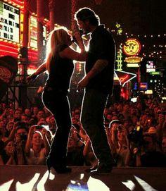 Miranda and Blake!