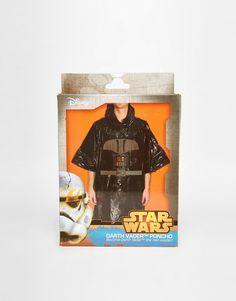 asos Star Wars - Dark Vador - Poncho - rain coat