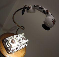 succo d'uva - new! telephone lamp