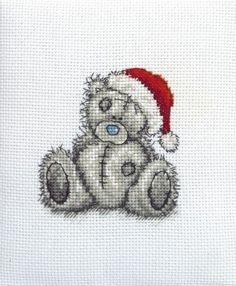 Christmas Day - Tatty Teddy Cross Stitch Kit