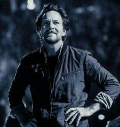 Eddie Vedder- great personal! (looks like Bono here)