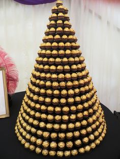 Ferrero Rocher Tower.