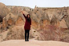 Cappadocia, Turkey Travel Post