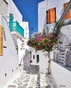 Naoussa~Paros island~Greece