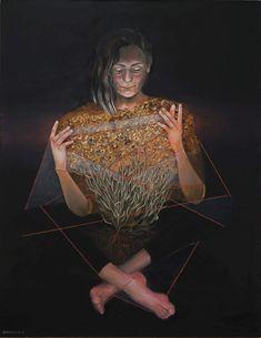 String Figures - original art for sale online | StateoftheART