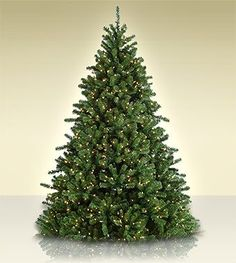 7.5 ft. Treetime Fairmont Spruce Artificial Christmas Tree – Unlit