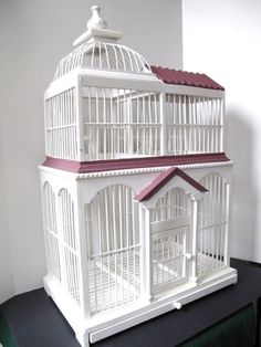 A perfect home for the little zebra finch I want ! And only $30