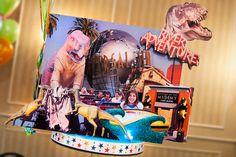 Amusement Park Themed Centerpiece - BAT MITZVAHS