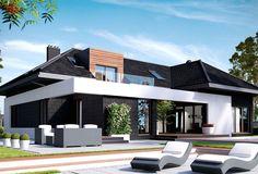 Projekt domu CTP Koncept 13 ENERGO - DOM CP1-26 - gotowy projekt domu