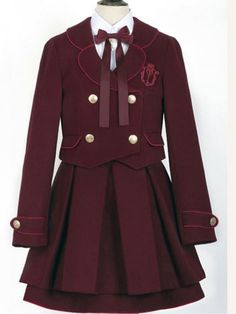 Premuim Student Suit Jacket by Pumpkin CatYou can find School uniforms and more on our website.Premuim Student Suit Jacket by Pumpkin Cat School Uniform Outfits, Uniform Dress, School Dresses, School Uniforms, Kpop Outfits, Cosplay Outfits, Cute Outfits, Fashion Outfits, Fashion Tights