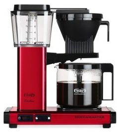 Moma Design Store Technivorm Moccamaster Kbg Coffee Brewer