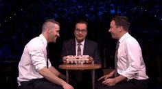 Wanna play some of your favorite Tonight Show games at home? Here's our guide on how you can play Water War, Egg Russian Roulette, Lip Sync Battle, and more! Check it out: