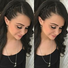 Side braid - beautiful hair styles for wedding Box Braids Hairstyles For Black Women, Side Braid Hairstyles, Braids For Black Hair, Wedding Hairstyles, Cornrow Hairstyles White, Medium Hair Styles, Natural Hair Styles, Short Hair Styles, Braids With Shaved Sides