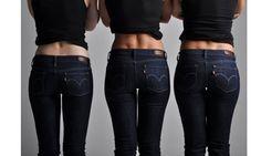 CURVY GIRLS RULE OK, NINE TOP DENIM PICK'S FOR HOURGLASS & PEAR SHAPE.