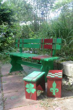 Дачный набор, садовая мебель