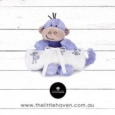 Looking for the perfect cuddle companion?  This guy is hanging around our online store.  #thelittlehaven #albury