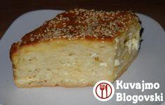 Još jedna pita sa sirom - Slane pite i rolati recepti -