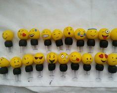 ponteiras de lápis em biscuit