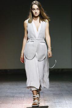 Matériel by Tiko Paksashvili Tbilisi Spring 2016 Fashion Show