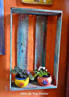 Feliz Arte: SURPREENDENTES PRATELEIRAS...
