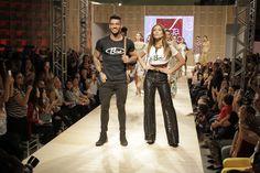 Leather Pants, Fashion, Leather Jogger Pants, Moda, Fashion Styles, Leather Joggers, Fashion Illustrations, Fashion Models