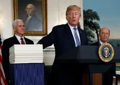 Trump Signs Spending Bill Reversing Veto Threat and Avoiding Government Shutdown