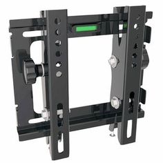 Pyle to Flat Panel Tilted TV Wall Mount* Universal Mounts Fits Virtually Any To Plasma Or LCD Flat Panel Screen* Universal Brackets Easily H Diy Tv Wall Mount, Wall Mounted Tv, Flat Panel Tv, Cool Walls, Plates On Wall, 3 D, Locker Storage, Flat Screen, Things To Sell